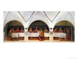 Last Supper Giclee Print by Giovanni Antonio Sogliani