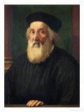 Portrait of Baldo Magini Giclee Print by Ridolfo Ghirlandaio