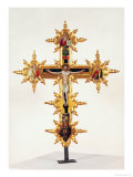 Christus Triumphans Giclée-tryk af Neri Di Bicci
