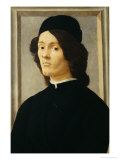 Portrait of a Man Giclee Print by Sandro Botticelli