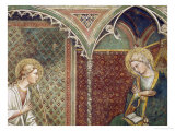 Annunciation Giclee Print by Spinello Aretino