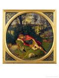 Endymion Sleeping Giclee Print by Giovanni Battista Cima Da Conegliano