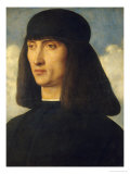 Portrait of a Man Giclee Print by Giovanni Bellini