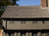 Paul Revere's Home in Boston, Massachusetts Photographic Print