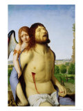 Pieta Giclee Print by Antonello da Messina 