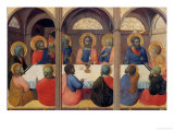 Last Supper Giclee Print by Sassetta