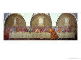 Last Supper Giclee Print by Francesco Di Cristofano Franciabigio
