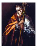 Saint Jude Thaddaeus Giclee Print by  El Greco