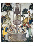 The Fountain of Youth Giclee Print by Giacomo Jaquerio