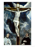 Christ Crucified Giclee Print by  El Greco