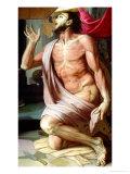 Saint Bartholomew Giclee Print by Agnolo Bronzino