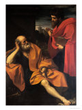 Saints Peter and Paul Giclee Print by Guido Reni