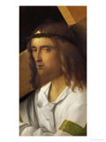 Christ Carrying the Cross Giclee Print by Giovanni Bellini