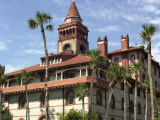 Flagler College, Formerly the Hotel Ponce De Leon, Saint Augustine, Florida Photographic Print