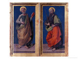 Saints Peter and Paul Giclee Print by Bartolomeo Della Gatta