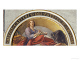 Saint John the Evangelist Giclee Print by Correggio 