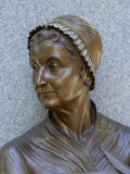 Abigail Adams Statue, Boston Women's Memorial Fotografie-Druck - abigail-adams-statue-boston-women-s-memorial