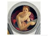 Saint Matthew Giclee Print by Jacopo da Carucci Pontormo