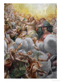 Assumption of the Virgin Giclee Print by Correggio
