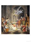 Martyrdom of Saint Cecilia Giclee Print by Domenichino