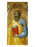 Polyptych Giclee Print by Pietro Lorenzetti
