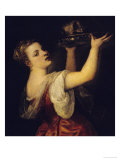 Salome Giclee Print by  Titian (Tiziano Vecelli)
