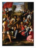 Calvary (fresco) Reproduction procédé giclée par  Raphael
