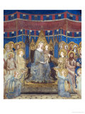 Maesta Giclee Print by Simone Martini