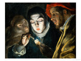 Fable Giclee Print by  El Greco