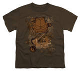 Youth: Garfield - Rock Rules T-Shirt
