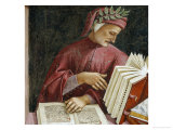 Dante Giclee Print by Luca Signorelli