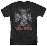 Lethal Threat - Skull Cross Vêtement