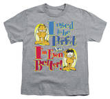 Youth: Garfield - Even Better T-shirts