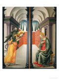 Annunciation Giclee Print by Francesco Botticini