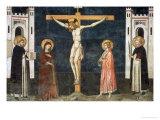 Crucifixion Giclee Print by Pietro Cavallini