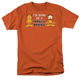 Garfield - Parallel Universe Shirts