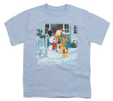 Youth: Garfield - Snow Fun T-Shirt