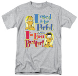 Garfield - Even Better Shirts