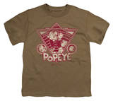 Youth: Popeye - Strong To The Finish Vintage T-shirts