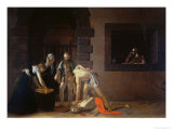 Decollation of the Baptist Giclee Print by  Caravaggio