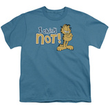 Youth: Garfield - I Think NOT T-shirts