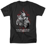 Lethal Threat - Who You Ride T-Shirt