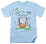 Garfield - Plant a Tree T-shirts