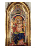 Madonna and Child Giclée-Druck von Lorenzo Veneziano