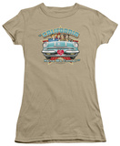 Juniors: I Love Lucy - California, Here We Come T-Shirt