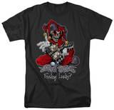 Lethal Threat - Skull Jester T-Shirt