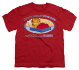 Youth: Garfield - Pop Out of Bed Shirt
