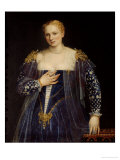 Portrait of Countess Nani Giclee Print by Paolo Veronese