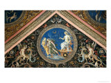 Ceiling Giclee Print by Pietro Perugino