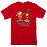 Garfield - Share the Season T-shirts